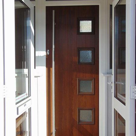 Scratton Road Door